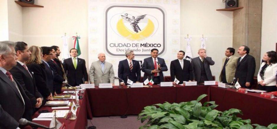 """La detención de """"El Viceroy"""" es más importante que la del Chapo: gobernador de Chihuahua - Foto de Presidencia de la República"""