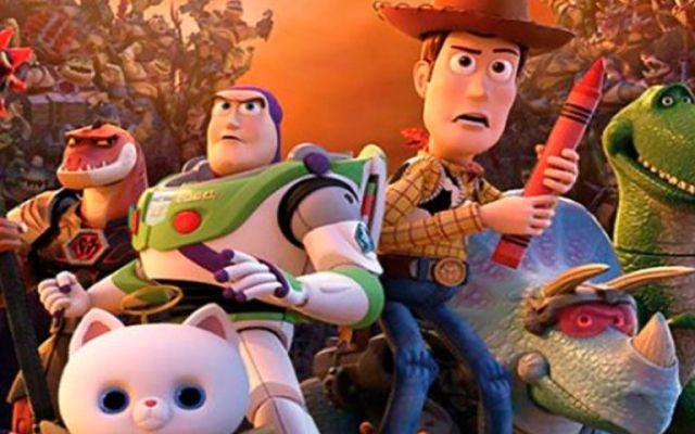 Publican nuevo póster de Toy Story