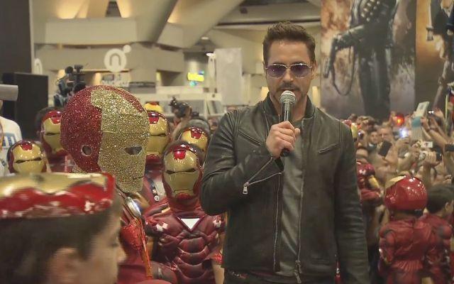 Robert Downey Jr. pide a Mel Gibson como director de Iron Man 4 - Internet