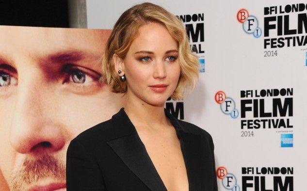 Luce Jennifer Lawrence un atrevido atuendo - Foto de Getty Images