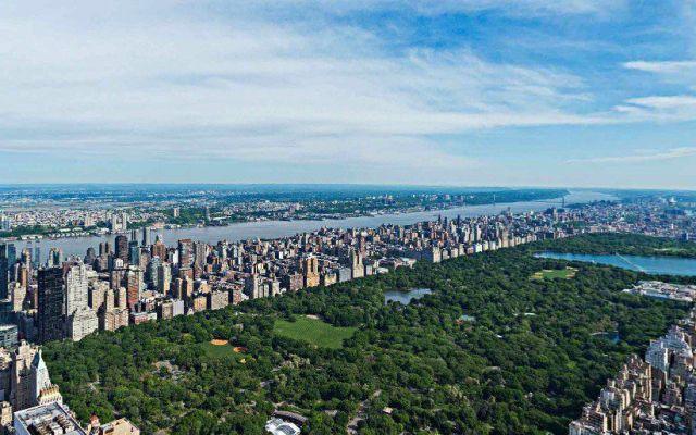 Escalan rascacielos de 304 m en Nueva York - Foto de Park Avenue