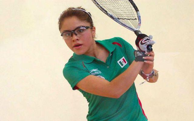 Paola Longoria abanderada de México en Juegos Centroamericanos - Foto de Terra Deportes