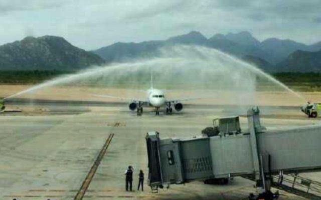 Reanuda operaciones el aeropuerto de Los Cabos