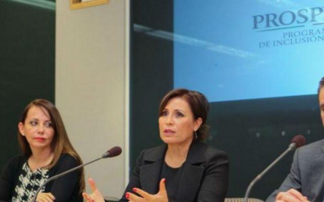 Prospera romperá círculo de pobreza: Rosario Robles - Foto de @Rosario_Robles