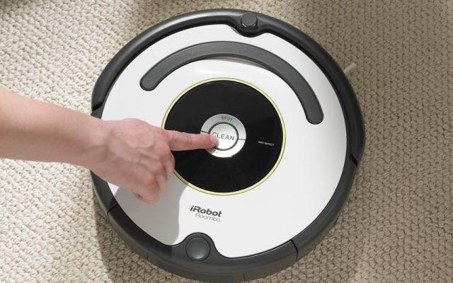 Roomba 620: un gadget para decirle adiós a las escobas - cortesía