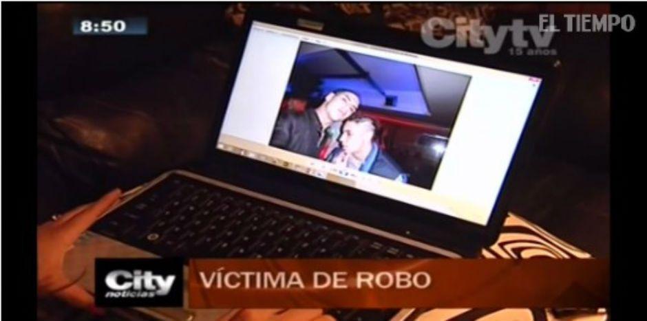 Capturan a ladrones gracias a una selfie - Foto de El Tiempo
