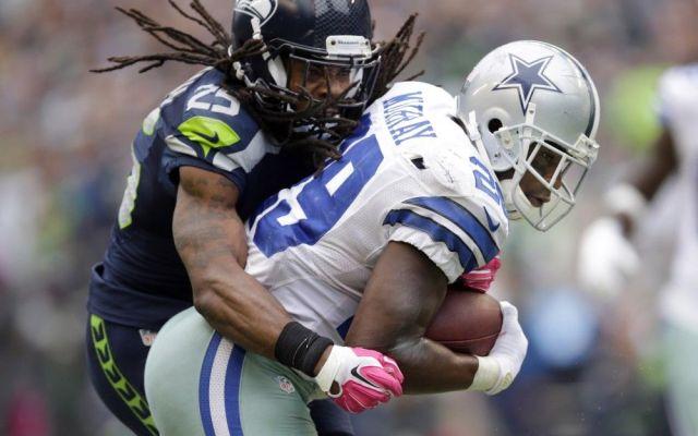 Vaqueros de Dallas ganan 30-23 contra Seattle - Foto de AP