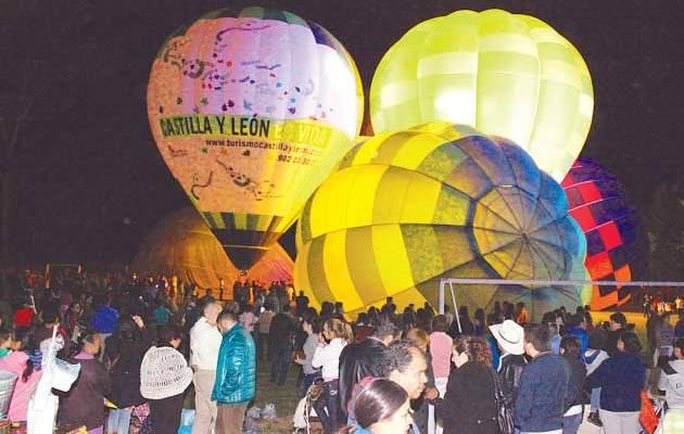 Inician Noches Mágicas con Globos Aerostáticos en Guanajuato - Foto de Periódico AM