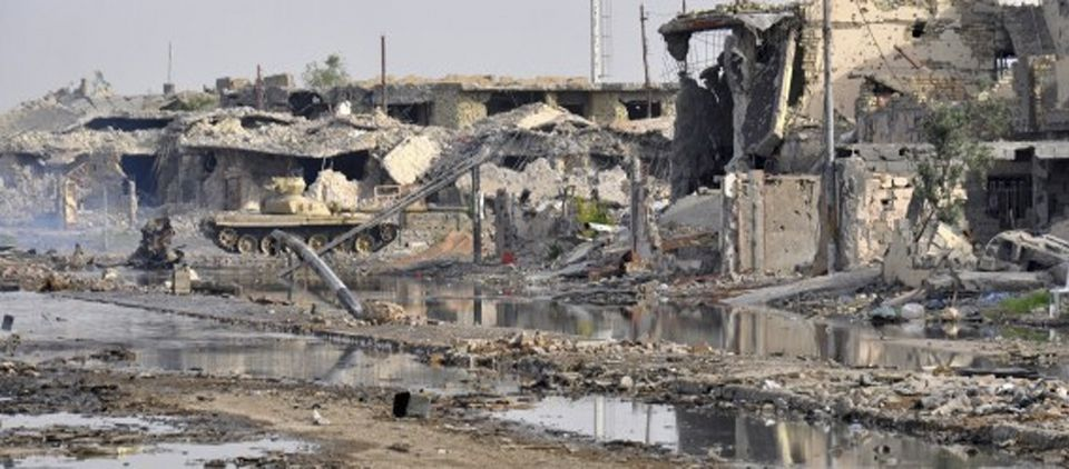 Estado Islámico ejecuta a 322 de tribu iraquí - Foto de The Huffington Post