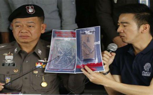 Interrogan a turista por enviar restos humanos - Foto de AP