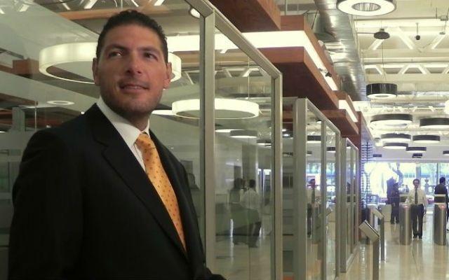 Carlos Hank González nuevo presidente del Consejo de Banorte - Archivo