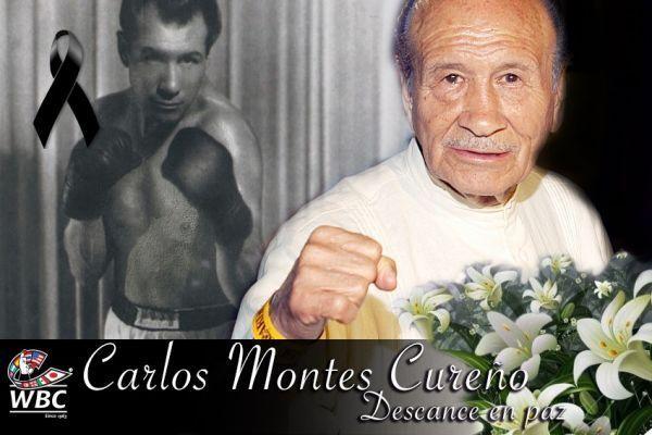 Fallece exboxeador Carlos Montes Cureño a los 86 años - Foto de Consejo Mundial de Boxeo