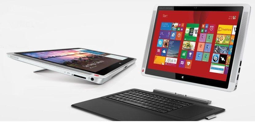 HP presenta notebook y tablet en un solo equipo - cortesía