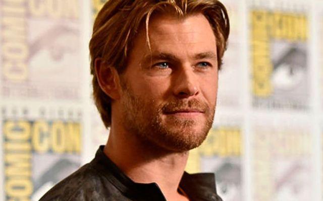 Chris Hemsworth es nombrado el 'Hombre vivo más sexy' - Foto de AP