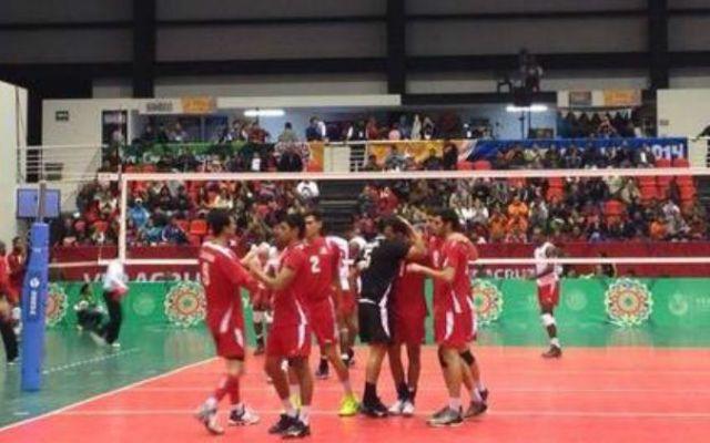 México inicia con triunfo en voleibol varonil de JCC - Foto de CONADE
