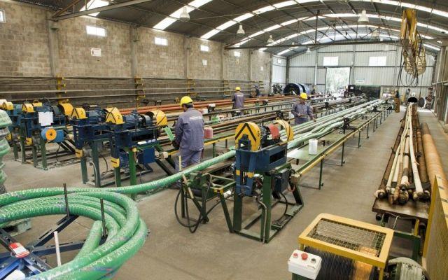 Producción industrial crece 3.0 por ciento anual en septiembre - Internet