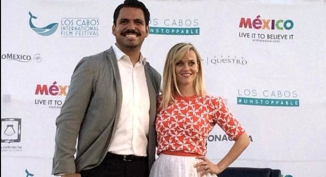Reese Witherspoon inaugura Festival de Cine de Los Cabos - Foto de El Universal