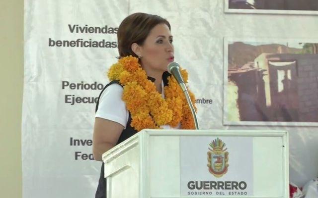 Rosario Robles pide a funcionarios participación para mejorar Guerrero - Foto de SEDESOL. (Archivo)