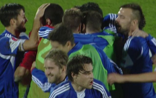San Marino rompe racha de 61 derrotas consecutivas - Foto de Sky Sports