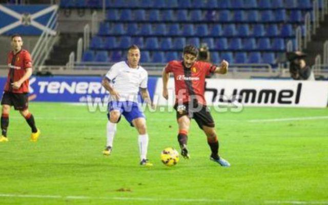 Sin Ulises Dávila, empata a ceros Tenerife - Foto de La Liga