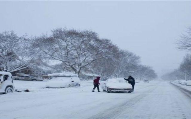 Tormenta invernal deja 4 muertos - Foto de AP