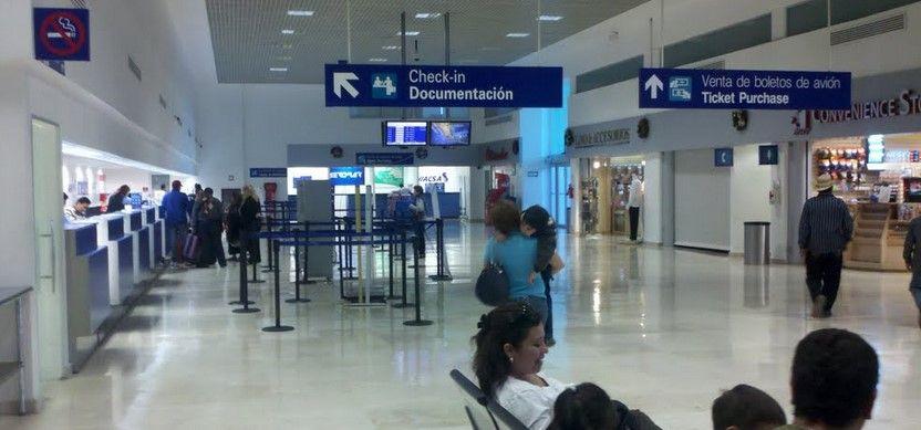 Suspendidas aerolíneas en Veracruz por irregularidades: PROFECO - Foto de @AhoraTabasco
