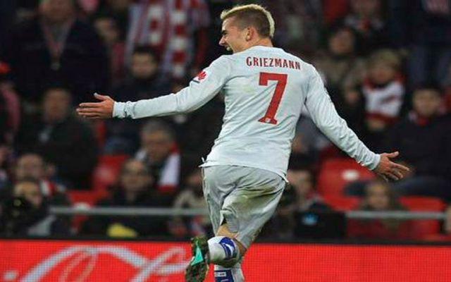 Gran partido de Griezmann en goleada del Atlético - Foto de Meridiano