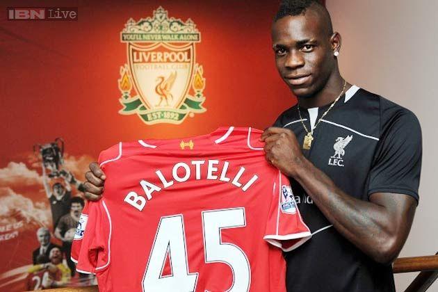 Técnico de Liverpool descarta salida de Balotelli - Foto de IBN Live