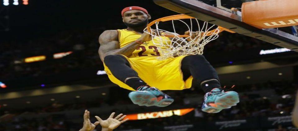 Heat le pega a LeBron en su regreso a Miami - Foto de ESPN