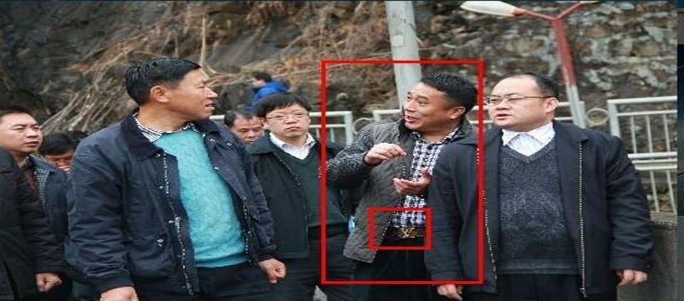 Indagan a funcionario chino por vestir cinturón de marca - Foto de CRIEnglish
