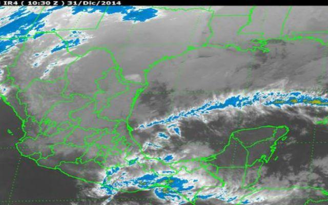 Lluvias, vientos fuertes y nevadas afectarán el último día del 2014 - Foto de Servicio Meteorológico Nacional