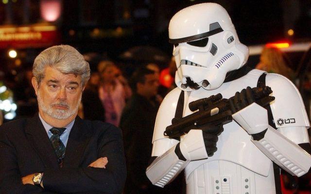 George Lucas no ha visto el nuevo tráiler de Star Wars - Internet