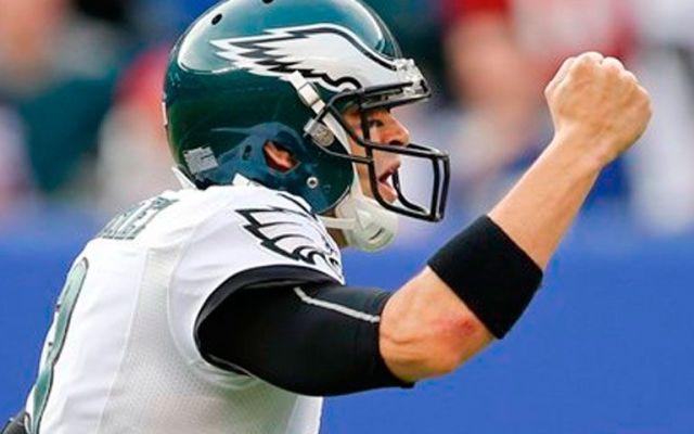 Filadelfia cierra con victoria gracias a Mark Sánchez - Foto de AP