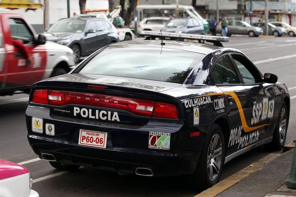 Detienen a colombianos por asaltar en la Benito Juárez - Foto archivo