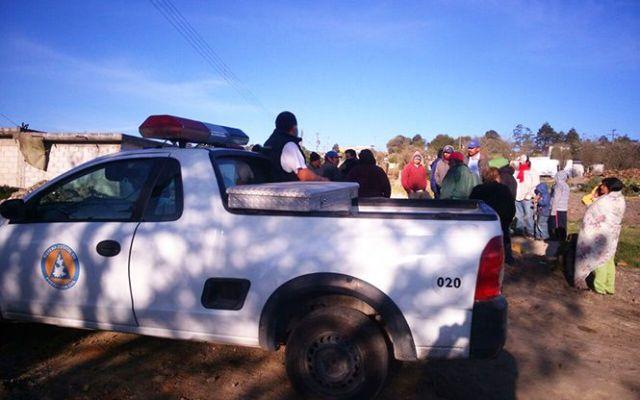 Vuelca pipa con amoniaco en Puebla dejando cuatro muertos - Foto de Excélsior