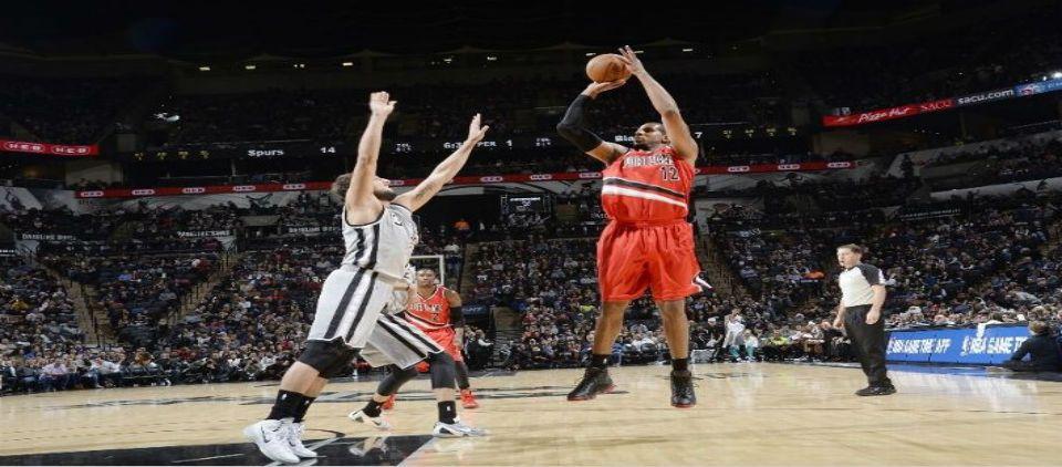 Portland vence a Spurs en triple tiempo extra - Foto de ESPN