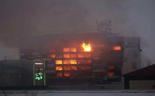 Tiroteos causan 19 muertos la capital de Chechenia - Foto de AP