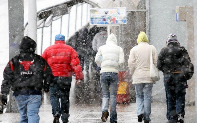 Alerta por bajas temperaturas en diversas zonas del país - Internet