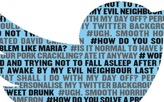 """""""Mientras no estabas"""": la nueva función de Twitter - twitter"""