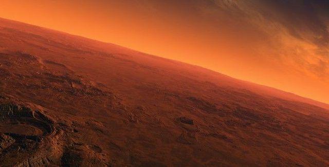 Hallan en Marte una sonda espacial perdida desde 2003 - marte