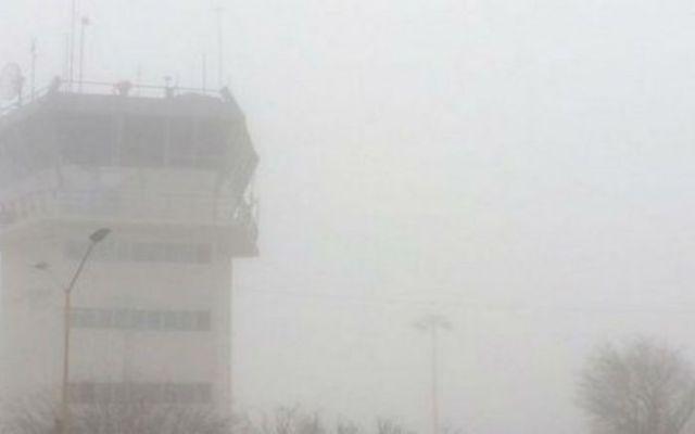 Cancelación de vuelos en aeropuerto de Juárez por nevada - Aeropuerto Abraham González de Ciudad Juárez
