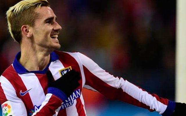 Griezmann se echa al Atlético al hombro - Antoine Griezman, jugador del Atlético de Madrid