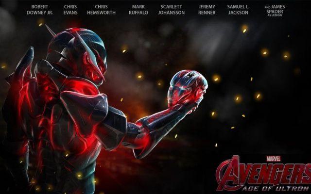 """Nuevo tráiler de """"Avengers: Age of Ultron"""" - ultron"""