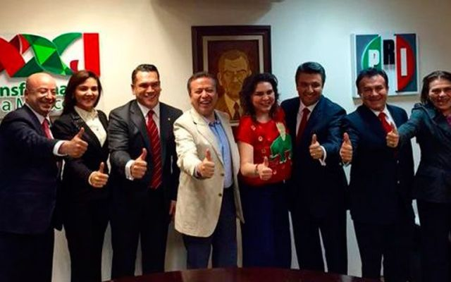Alejandro Moreno será precandidato del PRI en Campeche - Alejandro Moreno será precandidato del PRI en Campeche