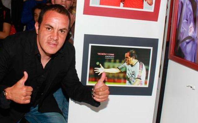 Cuauhtémoc Blanco desea ser entrenador cuando se retire - Foto de La Afición