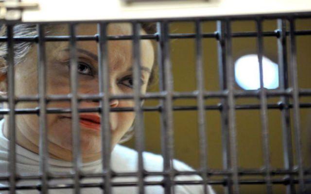 ¿Dónde cumpliría su condena Elba Esther Gordillo? - Elba Esther Gordillo en prisión