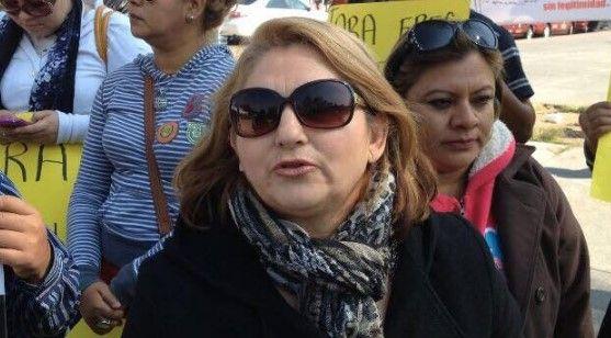Esposa de Mireles acusa a Alfredo Castillo de mentiroso - Ana Valencia, esposa de José Manuel Mireles