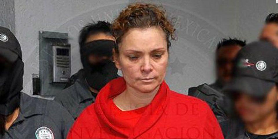 Formal prisión a esposa de Abarca - María de los Ángeles Pineda