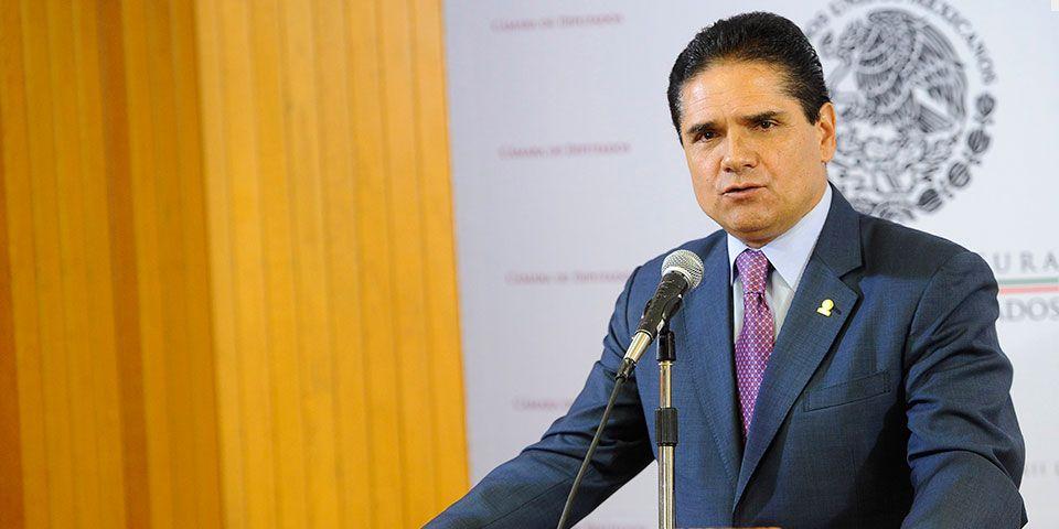 Mañana se registra Silvano Aureoles como precandidato a gobernador de Michoacán - Silvano Aureoles, diputado federal del PRD