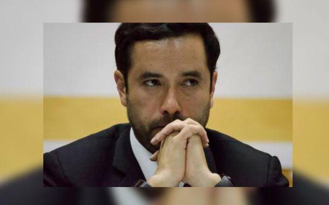 Romo interpone denuncia contra el PAN - Víctor Hugo Romo
